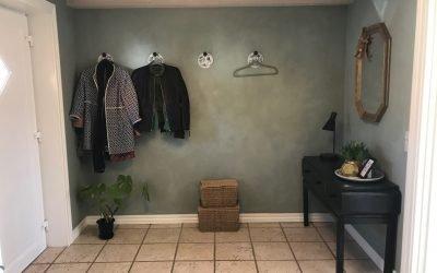 FØR – NU hjemme hos Christina